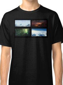 Elemental biomes Classic T-Shirt