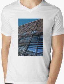 Urban Ribcage Mens V-Neck T-Shirt