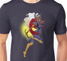 Goddess of Thunder (w/o name) Unisex T-Shirt