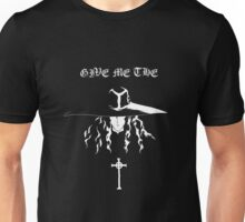 Give Me The Vampire Hunter D Unisex T-Shirt