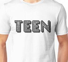 Disco-ball TEEN sparkle 8-bit Unisex T-Shirt