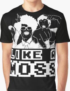 Like A Moss Graphic T-Shirt