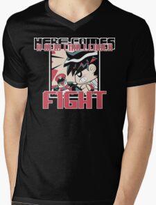 A new challenger Mens V-Neck T-Shirt