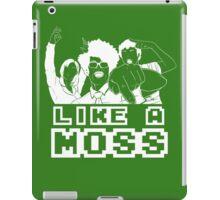 Like A Moss iPad Case/Skin