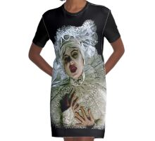 Lucy Westenra Graphic T-Shirt Dress