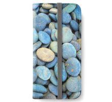 Blue Rocks iPhone Wallet/Case/Skin