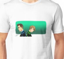Dragon War - Roy and Richie Unisex T-Shirt