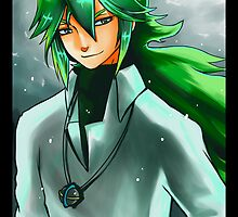 Natural Harmonia Gropius by Fuu-kun