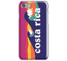 Costa Rica iPhone Case/Skin