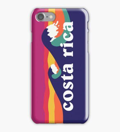 Costa Rica iPhone Case/Skin