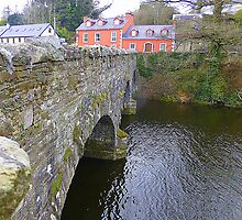 The Bridge Over The River Lennon...................Ireland by Fara