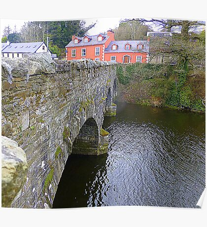 The Bridge Over The River Lennon...................Ireland Poster