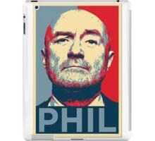 phil iPad Case/Skin