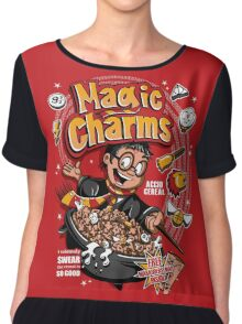 Magic Charms Chiffon Top