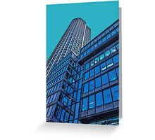 Urban growth Greeting Card