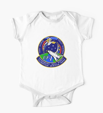 ISS Mission UF-1 One Piece - Short Sleeve