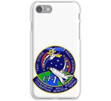 ISS Mission UF-1 iPhone Case/Skin