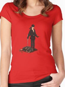 Dread Pirate Roberts Women's Fitted Scoop T-Shirt
