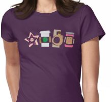 Starfish Joe Maple & Jammie Womens Fitted T-Shirt