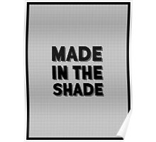 Made in the Shade Poster