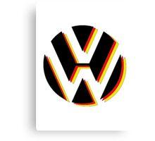 Volkswagen Germany Canvas Print