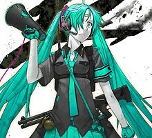 Miku 3 by Blankness