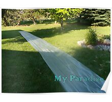 Slide Paradise Poster