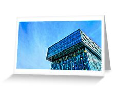 Palestra Building, Southwark Greeting Card