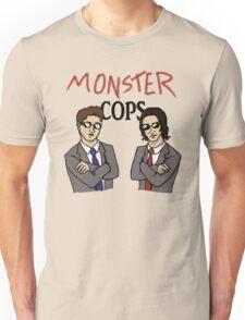 Monster Cops Unisex T-Shirt
