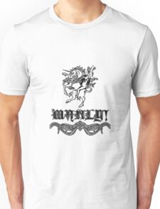 Manly Heraldry! Unisex T-Shirt