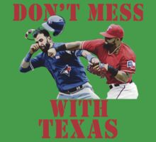 don't mess with texas Baby Tee