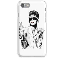 What Would Patsy Do, Sweetie? iPhone Case/Skin