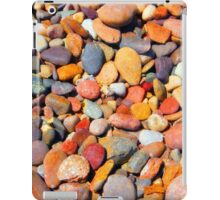 Vibrant Rock Bed iPad Case/Skin