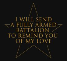 Fully Armed Battalion by copywriter