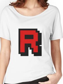 Team Pixellated R Women's Relaxed Fit T-Shirt