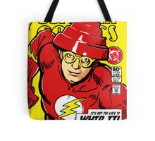 Post-Punk Comics | Whip It Tote Bag