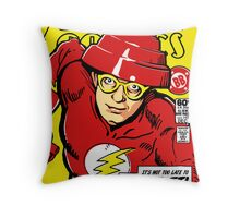 Post-Punk Comics | Whip It Throw Pillow