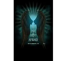 I am Not Afraid, Maleficent Series by Topher Adam Photographic Print