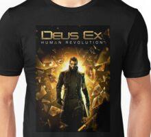 deus ex revolution game Unisex T-Shirt
