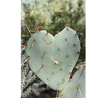 Sticky Heart Photographic Print