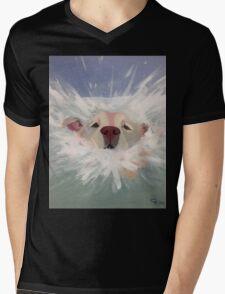 Skadoosh Mens V-Neck T-Shirt