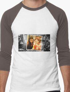 Tara Buffy Willow 3 Men's Baseball ¾ T-Shirt