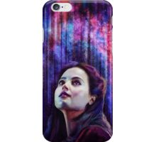 Show me the stars. iPhone Case/Skin