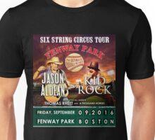 JASON ALDEAN ROCK TOUR 2016 Unisex T-Shirt