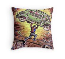 Smallville Throw Pillow