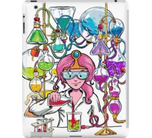 Science With Princess Bubblegum iPad Case/Skin