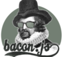 Bacon.js  Sticker
