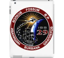 ISS Mission 29 iPad Case/Skin