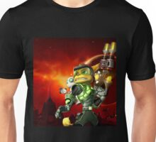 RATCHET CLANK ON ACTION Unisex T-Shirt