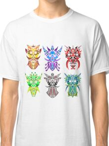 The Six Gods Classic T-Shirt